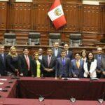 Delegan a Comisión Permanente la facultad de legislar hasta el 24 de julio