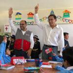 Ministro pide a maestros volver a clases para no perjudicar servicio educativo
