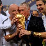 """Ningún entrenador """"extranjero"""" ha conquistado la Copa del Mundo"""