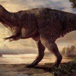 Gigantesco Tiranosaurus Rex no podía sacar la lengua
