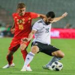 Mundial Rusia 2018: Bélgica en un partido amistoso áspero golea 3-0 a Egipto