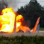 Caza F-15 de EEUU se estrella cerca de Okinawa