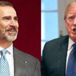 España: Rey Felipe VIdefenderá el libre comercio frente al proteccionismo del presidente Trump (VIDEO)