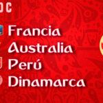 Mundial Rusia 2018: Plantillas de jugadores de las selecciones del Grupo C