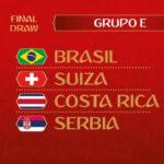 Mundial Rusia 2018: Plantillas de jugadores de las selecciones del Grupo E