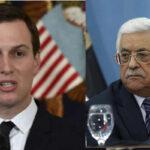 Yerno y asesor del presidente Trump se ofrece a mediar con el líder palestino Mahmoud Abbas (VIDEO)