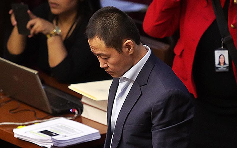 Galarreta se disculpó por proceso de votación del miércoles — Caso Kenji Fujimori