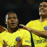 Mbappe y Cavani con sus dobletes se encaminan a goleadores del Mundial