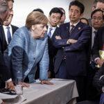 """Merkel califica de """"deprimente"""" la actitud de Trump ante el G7"""
