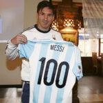 Messi anota gol 100 del Mundial Rusia 2018