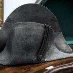 Subastarán sombrero de Napoleón recuperado en Waterloo