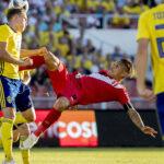 Gareca quedó conforme con Guerrero, tras empate con Suecia