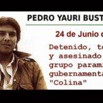 Asociación Nacional de Periodistas del Perú exige justicia para Pedro Yauri Bustamante