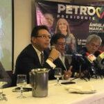 Colombia: Expolicías se adhieren a campaña presidencial de Gustavo Petro