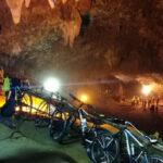 Tailandia: Desapareceequipo de fútbol de menores con entrenador en una cueva (VIDEO)