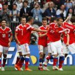 Mundial 2018: Debut soñado ruso que golea 5-0 a Arabia (FOTOS)