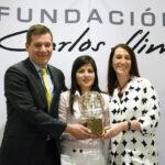 México: Liga contra Cáncer de Perú y doctora hondureña reciben Premio Carlos Slim