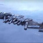 EEUU: Tren se descarrila y derrama 230 mil galones de petróleo en río de Iowa (VIDEO)