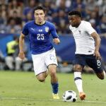 Mundial 2018: Francia en penúltimo partido amistoso derrota 3-1 a Italia