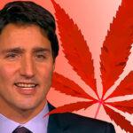 Canadá: Trudeau anuncia que marihuana será legal a partir del 17 de octubre
