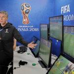 Mundial Rusia 2018: FIFA muestra salas de operaciones del polémico VAR