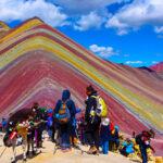 La famosa montaña de los siete colores de Cusco es parte de concesión minera