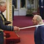 Reino Unido: Príncipe Carlos condecoró al ultimo sobreviviente de los Bee Gees (VIDEO)