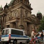 Alemania: Policía rodea y dispara a hombre armado con cuchillo en la Catedral