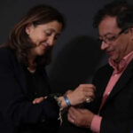 Colombia: Ex rehén de las FARC Íngrid Betancourt apoya candidatura presidencial de Gustavo Petro (VIDEO)