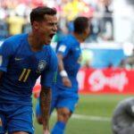 Mundial Rusia 2018: Brasil derrota 2 a 0 a Costa Rica y clasifica a octavos