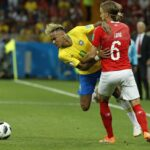 Mundial Rusia 2018: Brasil no puede con Suiza y solo empata 1 a 1