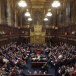 """Los Lores respaldan otorgar al Parlamento mayor control sobre el """"brexit"""""""