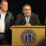 """Argentina: CGT asegura que este lunes realizará paro general """"más fuerte de los últimos años"""""""