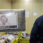 Brasil: incautan 899 kilos de cocaína en paquetes con fotografías del desaparecido Pablo Escobar