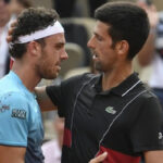 Roland Garros: Cecchinato derrumba a Djokovic y Thiem arrolla a Zverev