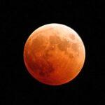 El eclipse lunar más largo del siglo se verá el próximo 27 de julio