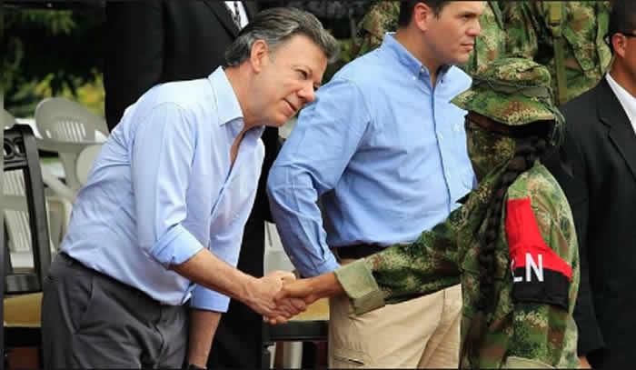ELN declara nueva tregua por la segunda vuelta de presidenciales colombianas | El Nuevo Herald