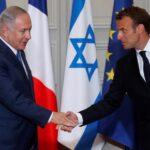 Macron reafirma su defensa al pacto iraní frente a la ofensiva de Netanyahu