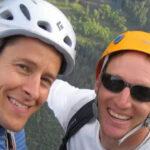 EEUU.- Escaladores amigos mueren al caer amarrados desde 300 metros en Parque Nacional Yosemite