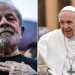 El Papa Francisco le envía rosario del Vaticano a Lula en su celda
