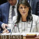 EEUU veta resolución del Consejo de Seguridad de la ONU que pedía protección a los palestinos