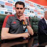 Rusia 2018: Hierro sustituye a Lopetegui como seleccionador español