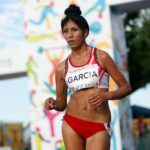 Juegos Suramericanos de Cochabamba: Peruana Kimberly García gana oro
