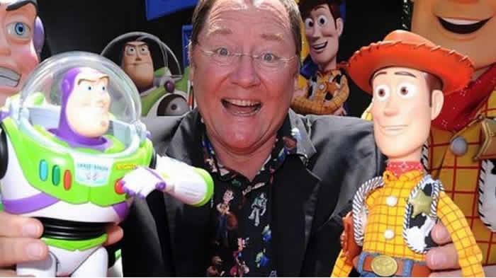 John Lasseter, creador de Toy Story, dejará Pixar a finales de 2018