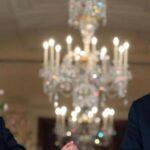 Macron y Trump se reúnen finalmente en el marco de la Cumbre del G7