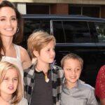 Angelina Jolie deberá permitir que Brad Pitt vea más a todos sus hijos
