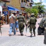 México: Armada suspende a marinos tras desaparición de 28 personas en Nuevo Laredo (VIDEO)