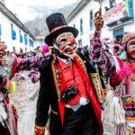 Gobierno declara Patrimonio Cultural de la Nación a las máscaras de Paucartambo