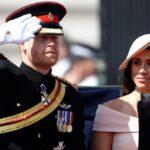R.Unido: El príncipe Enrique y Meghan presencian desfiles en honor de Isabel II