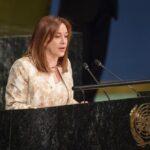 Canciller de Ecuador elegida nueva presidenta de la Asamblea General de ONU